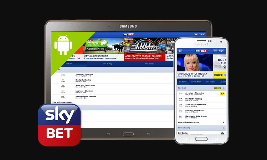 SkyBet зеркало